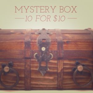Other - Reseller Mystery Box 10 Items for $10